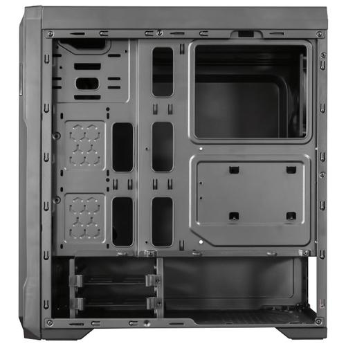 Компьютерный корпус Ginzzu S350 Black