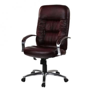 Компьютерное кресло Евростиль Болеро ULTRA Хром