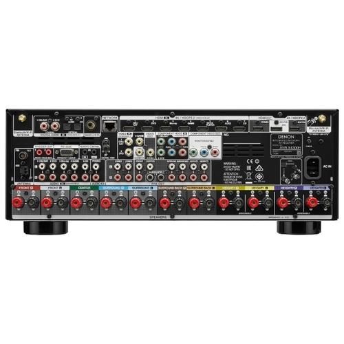 AV-ресивер Denon AVR-X4300H