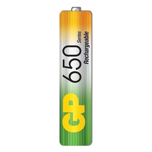 Аккумулятор Ni-Mh 650 мА·ч GP Rechargeable 650 Series AAA