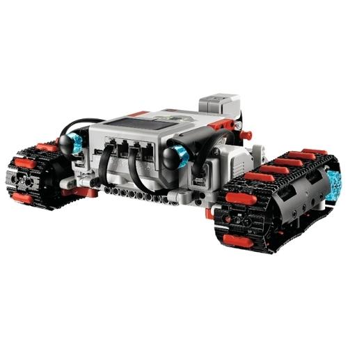 Электромеханический конструктор LEGO Education Mindstorms EV3 Образовательный набор 45544