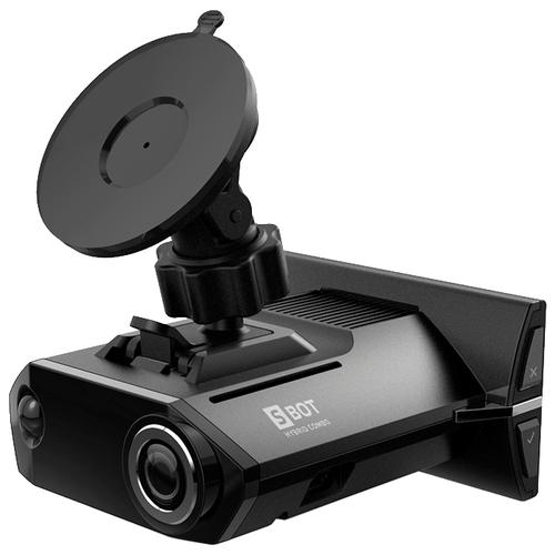 Видеорегистратор с радар-детектором SilverStone F1 HYBRID S-BOT, GPS