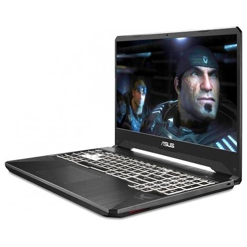 """Ноутбук ASUS TUF Gaming FX505DT-AL244 (AMD Ryzen 5 3550H 2100 MHz/15.6""""/1920x1080/8GB/1256GB HDD+SSD/DVD нет/NVIDIA GeForce GTX 1650 4GB/Wi-Fi/Bluetooth/Без ОС)"""