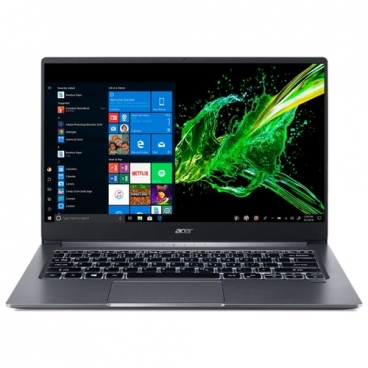 "Ноутбук Acer SWIFT 3 (SF314-57-340B) (Intel Core i3 1005G1 1200 MHz/14""/1920x1080/8GB/256GB SSD/DVD нет/Intel UHD GraphicsWi-Fi/Bluetooth/Windows 10 Home)"