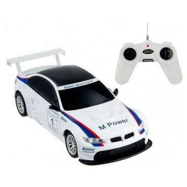 Легковой автомобиль Rastar BMW M3 (48300) 1:24 20 см