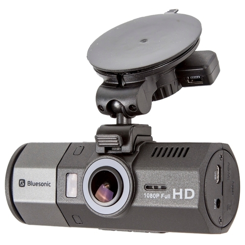 Видеорегистратор Bluesonic BS-B103, 3 камеры