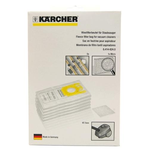 KARCHER Мешки синтетические 6.414-824