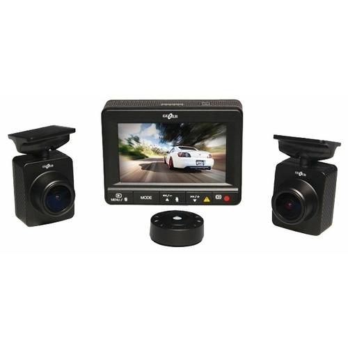 Видеорегистратор GAZER F225, 2 камеры