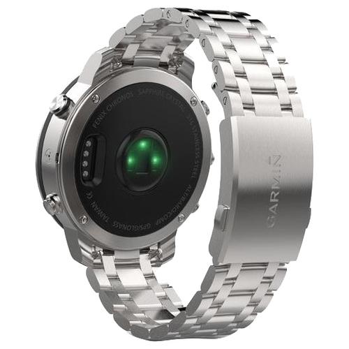 Часы Garmin Fenix Chronos (metal)