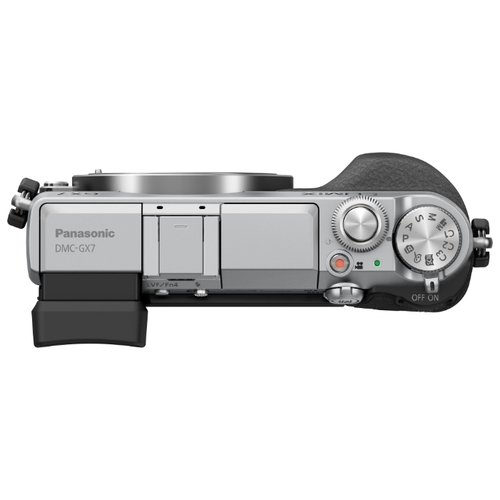 Фотоаппарат Panasonic Lumix DMC-GX7 Body