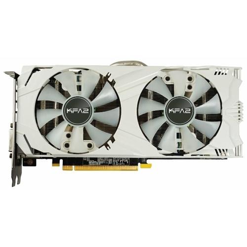 Видеокарта KFA2 GeForce GTX 1060 1556Mhz PCI-E 3.0 6144Mb 8008Mhz 192 bit 2xDVI HDMI HDCP