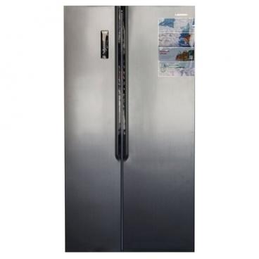 Холодильник Leran SBS 300 IX NF