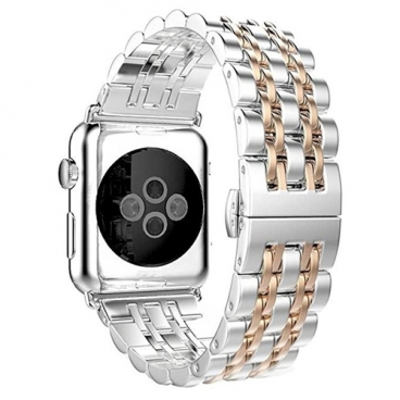 Mokka Ремешок Metal Clasp для Apple Watch 38/40mm