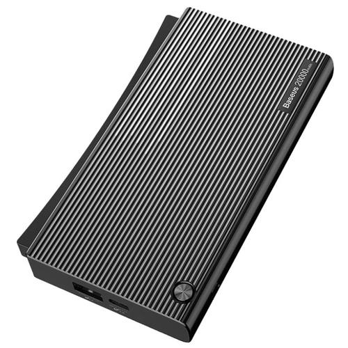 Аккумулятор Baseus Esazi Digital QC3.0 Dual Input 20000mah