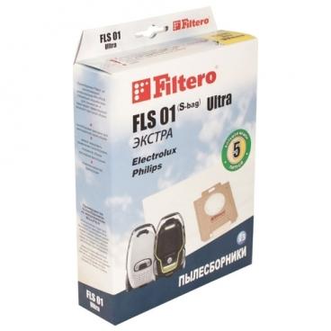Filtero Мешки-пылесборники FLS 01 Ultra Экстра