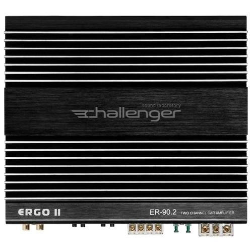 Автомобильный усилитель Challenger ERGO II ER-90.2