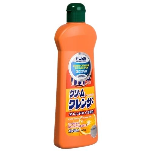 Универсальный чистящий крем Orange Boy с ароматом апельсина FUNS