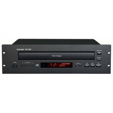 CD-чейнджер Tascam CD-355