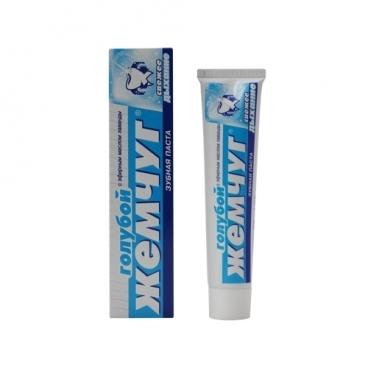Зубная паста Modum Голубой жемчуг Свежее дыхание с эфирным маслом лаванды