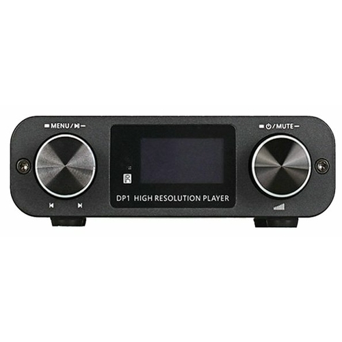 Сетевой аудиоплеер S.M.S.L DP1