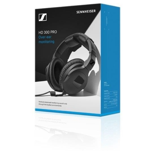 Наушники Sennheiser HD 300 Pro