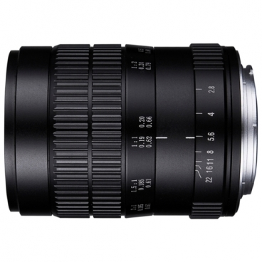 Объектив Laowa 60mm f/2.8 Macro 2:1 Canon EF