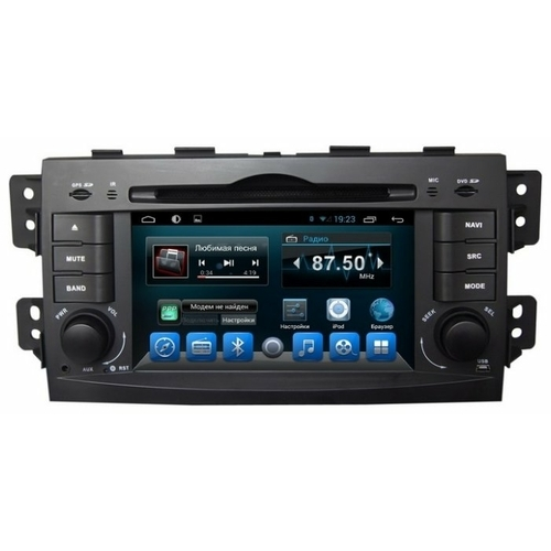 Автомагнитола Daystar DS-7102HD ANDROID