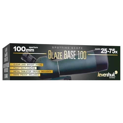 Зрительная труба LEVENHUK Blaze BASE 100