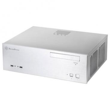 Компьютерный корпус SilverStone GD04S Silver