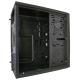 Компьютерный корпус ExeGate QA-412U 500W Black