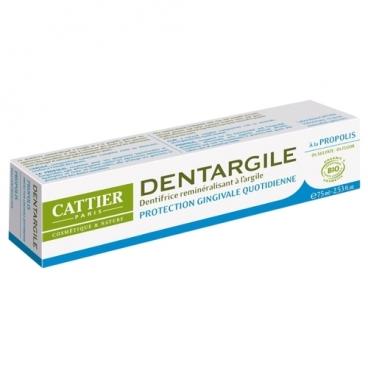 Зубная паста Cattier Дентолис с прополисом