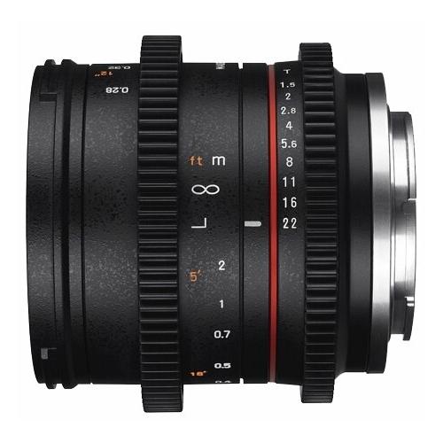 Объектив Samyang 21mm T1.5 ED AS UMC CS Fujifilm X