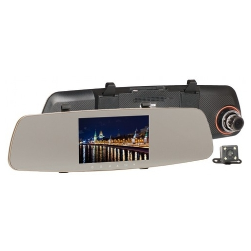 Видеорегистратор RECXON IQ-5 New, 2 камеры