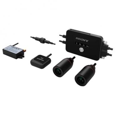 Видеорегистратор INNOVV Innovv K2, 2 камеры, GPS