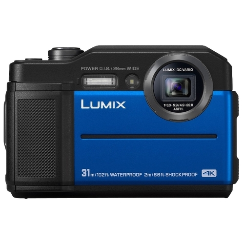 Фотоаппарат Panasonic Lumix DC- FT7