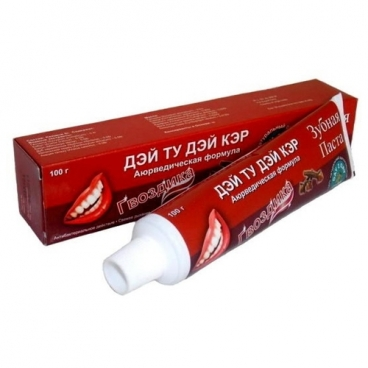 Зубная паста Day2Day Гвоздика