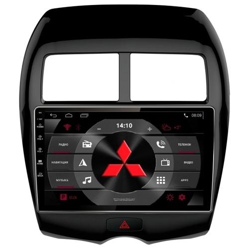 "Автомагнитола Subini MSB102Y 10.2"" Mitsubishi ASX 2010+"