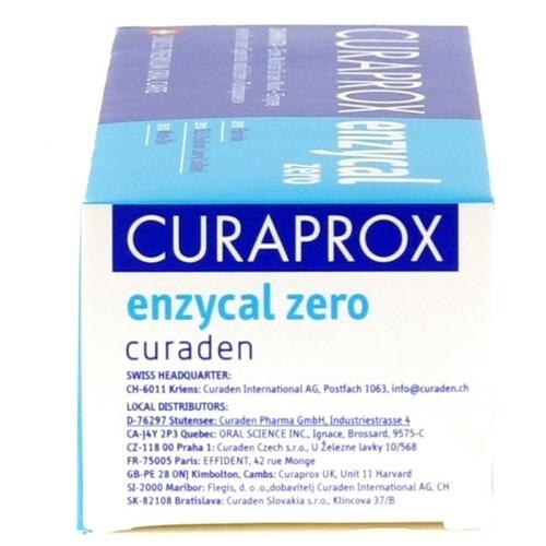 Зубная паста Curaprox Enzycal Zero