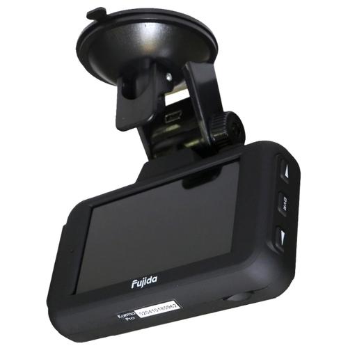 Видеорегистратор с радар-детектором Fujida Karma Pro