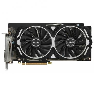 Видеокарта MSI GeForce GTX 1060 1544Mhz PCI-E 3.0 6144Mb 8000Mhz 192 bit DVI HDMI HDCP ARMOR OC