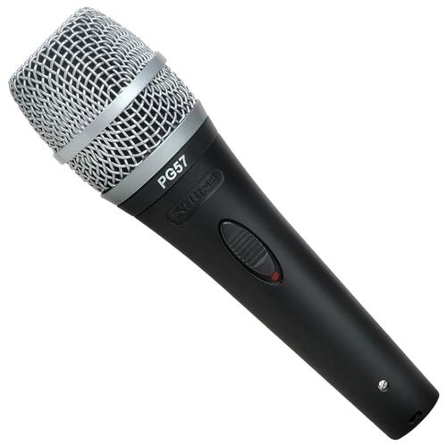 Микрофон Shure PG57-XLR