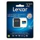 Карта памяти Lexar microSDHC Class 10 UHS Class 1 633x + SD adapter