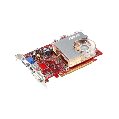 Видеокарта ASUS Radeon X1300 Pro 600Mhz PCI-E 256Mb 800Mhz 128 bit DVI TV
