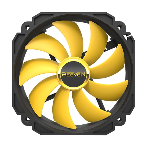 Система охлаждения для корпуса Reeven COLDWING 14 (RM1425S08B)
