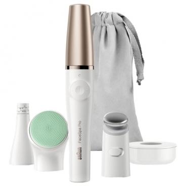 Braun Прибор для очищения лица FaceSpa Pro 913