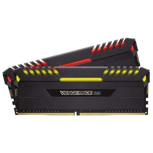 Оперативная память 8 ГБ 2 шт. Corsair CMR16GX4M2A2666C16