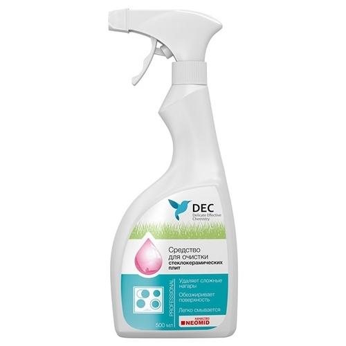 Средство для очистки стеклокерамических плит DEC