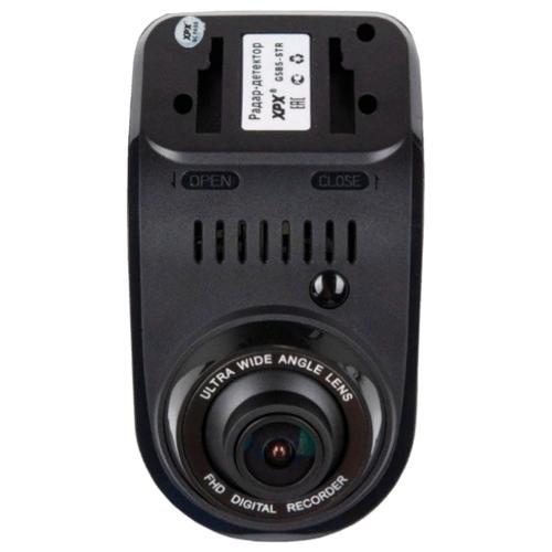Видеорегистратор с радар-детектором XPX G585-STR, GPS