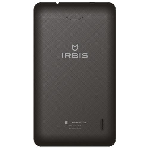 Планшет Irbis TZ716