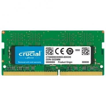 Оперативная память 8 ГБ 1 шт. Crucial CT8G4S266M